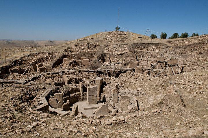 Гебекли-Тепе – одна из древнейших загадок человечества (5)