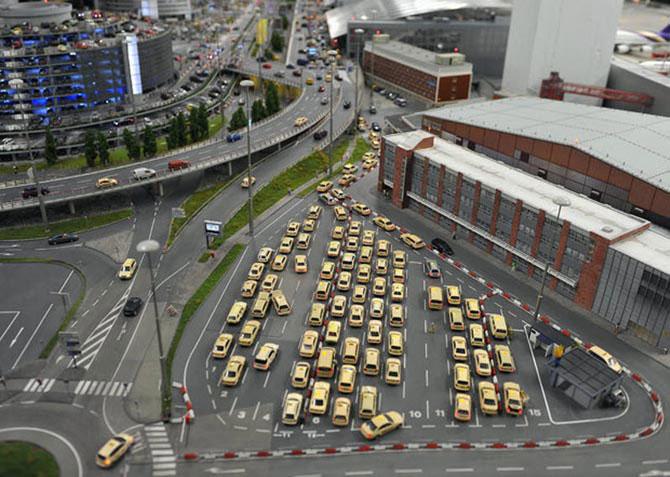 Самая большая модель аэропорта в мире (5)