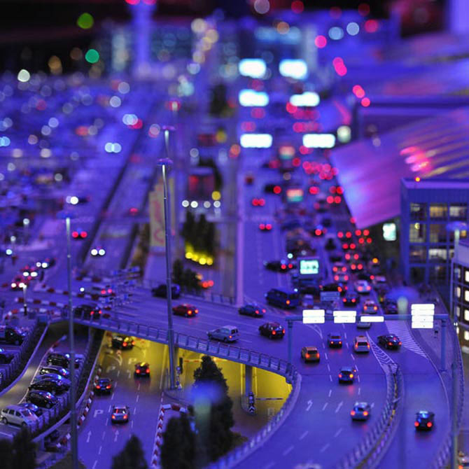 Самая большая модель аэропорта в мире (8)