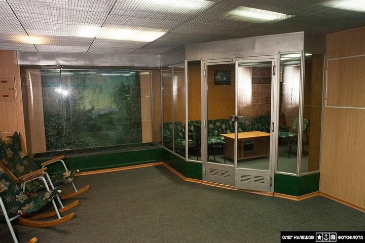 """Внутри подводной лодки """"Архангельск"""", проект 941 ТК-17 (9)"""