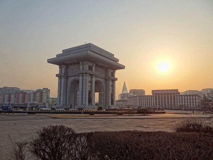 Северная Корея глазами очевидца (1)
