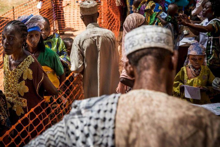 Тяжелая жизнь в Центральноафриканской Республике (2)
