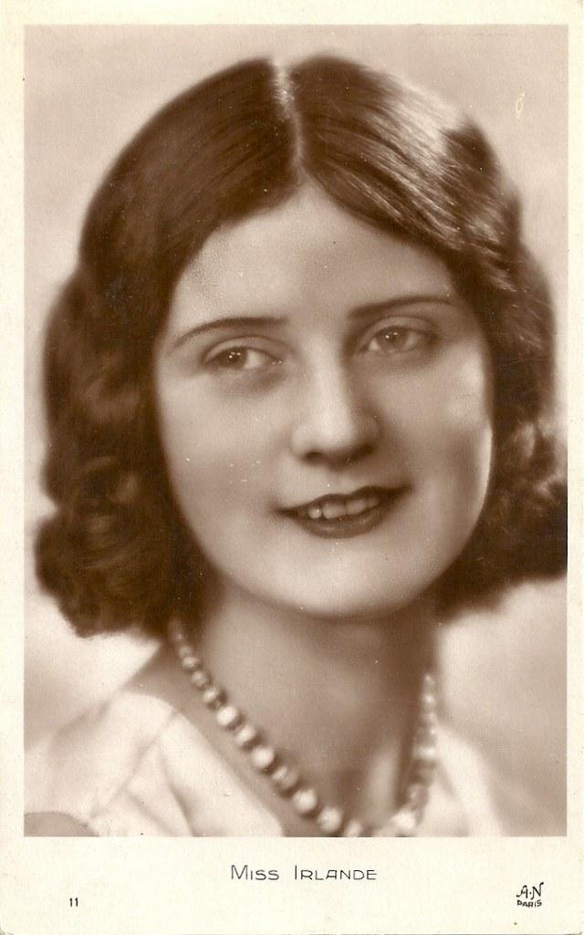 Мисс Европа — 1930 года (2)
