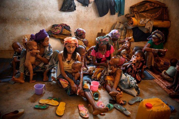 Тяжелая жизнь в Центральноафриканской Республике (3)