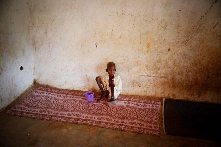 Тяжелая жизнь в Центральноафриканской Республике (4)