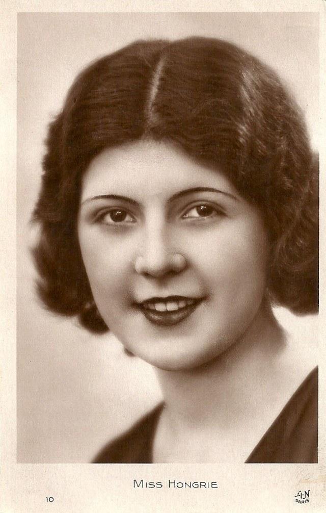Мисс Европа — 1930 года (4)