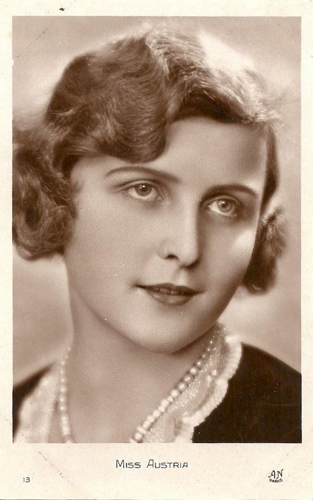 Мисс Европа — 1930 года (5)
