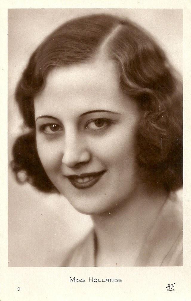 Мисс Европа — 1930 года (6)