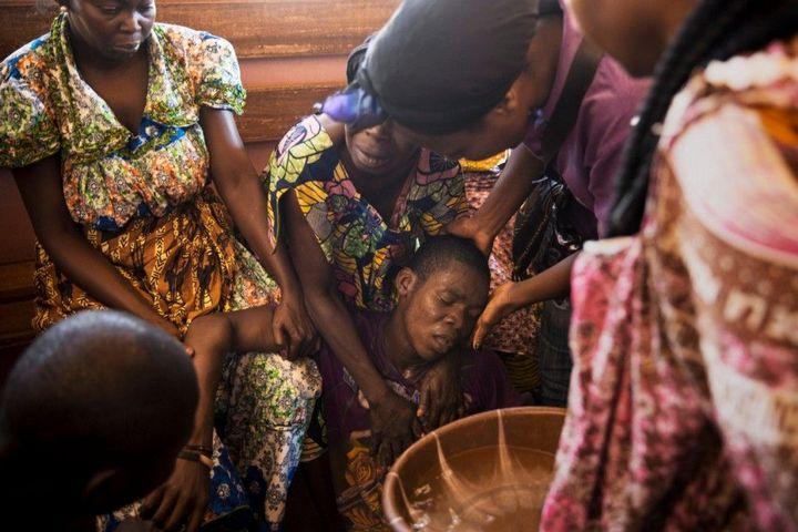 Тяжелая жизнь в Центральноафриканской Республике (7)
