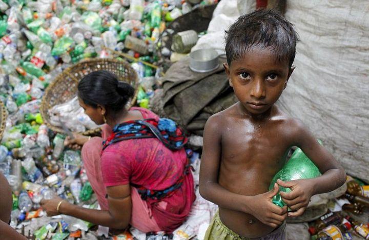 Как делают воздушные шары, Детский труд в Индии (8)