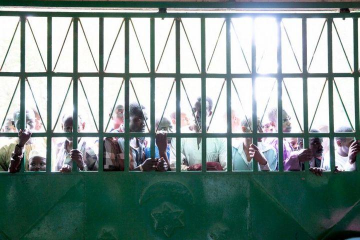 Тяжелая жизнь в Центральноафриканской Республике (8)