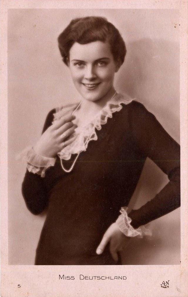 Мисс Европа — 1930 года (8)