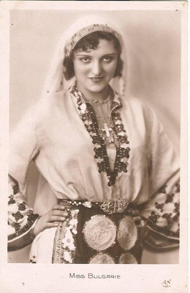 Мисс Европа — 1930 года (9)