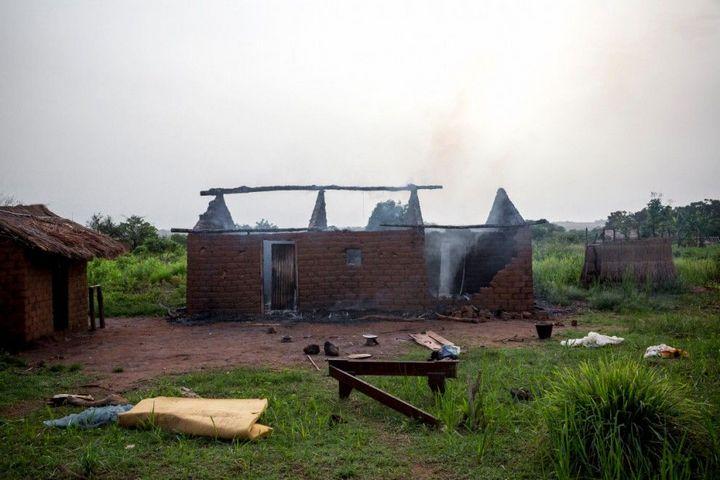 Тяжелая жизнь в Центральноафриканской Республике (10)