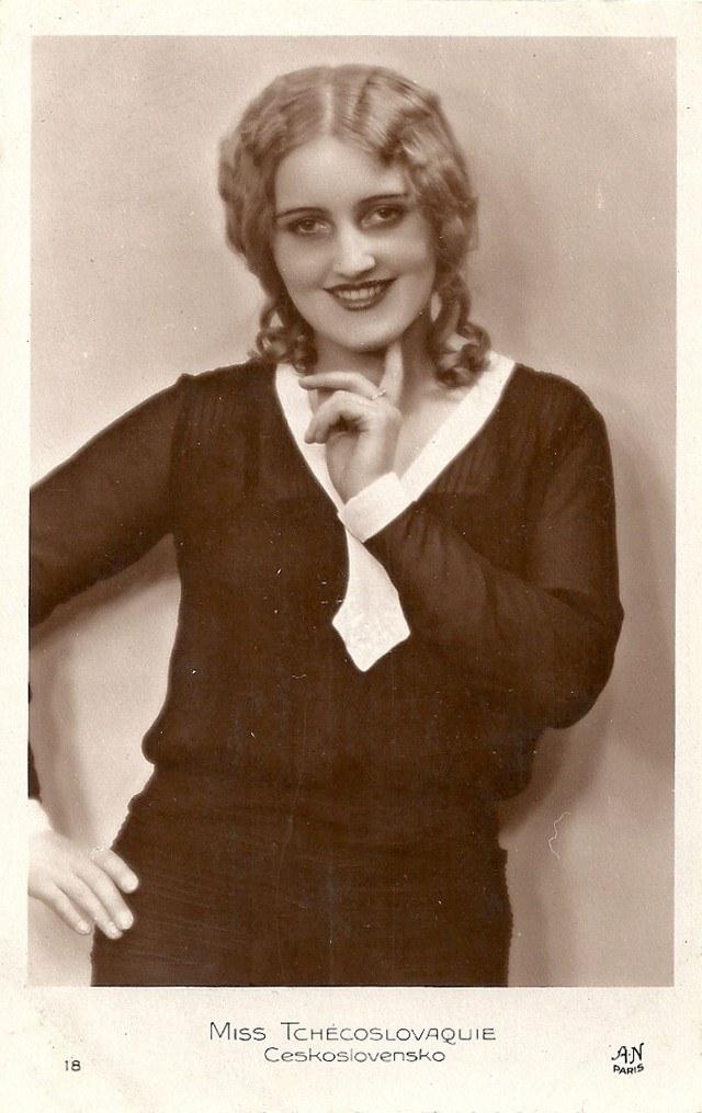 Мисс Европа — 1930 года (10)