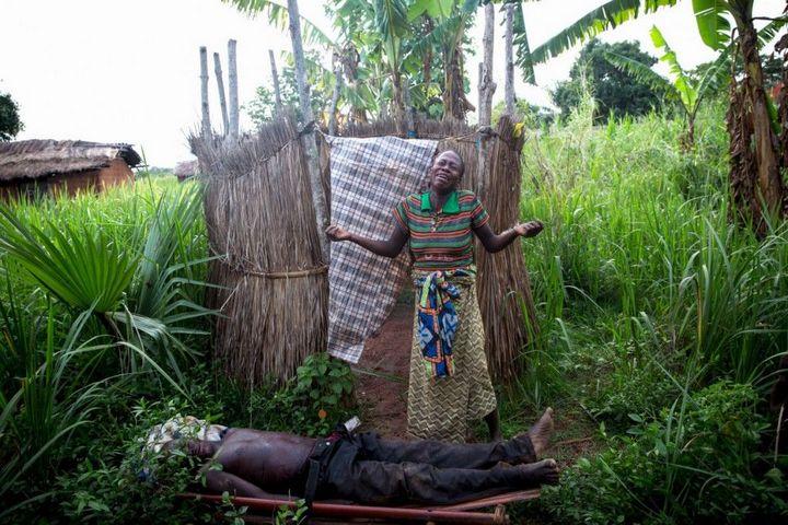 Тяжелая жизнь в Центральноафриканской Республике (11)