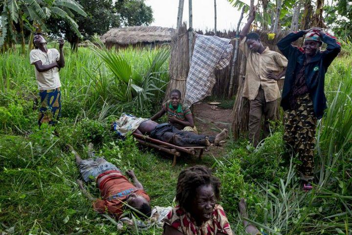Тяжелая жизнь в Центральноафриканской Республике (12)