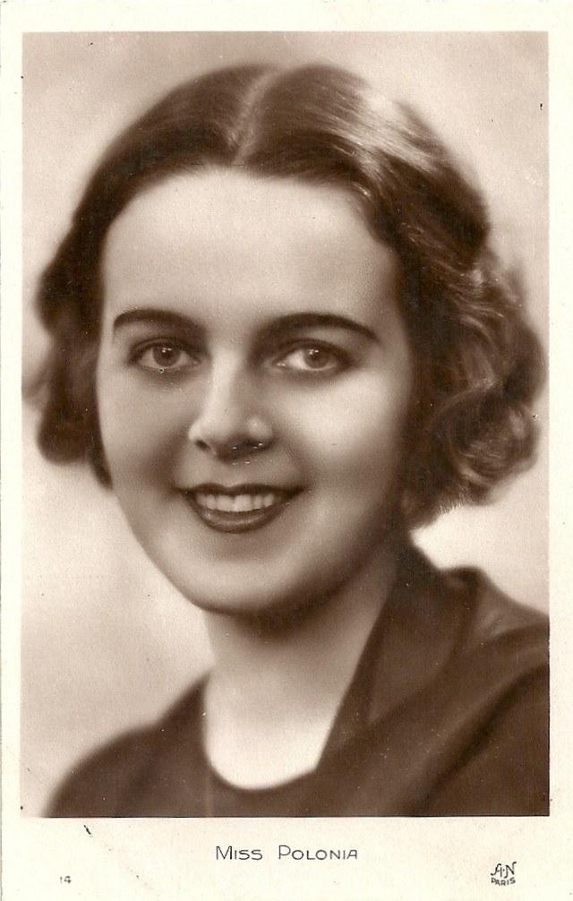 Мисс Европа — 1930 года (12)