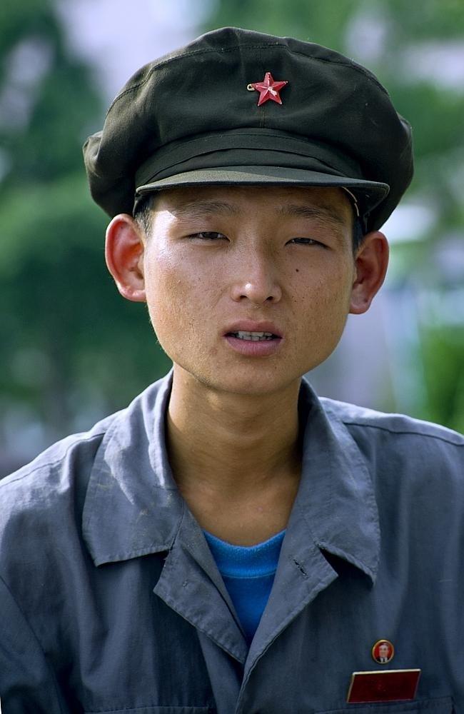 Запрещенные фотографии Северной Кореи (14)