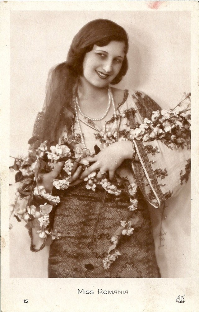 Мисс Европа — 1930 года (14)
