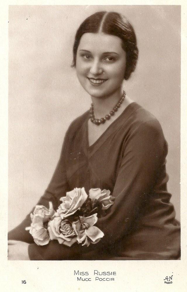 Мисс Европа — 1930 года (15)