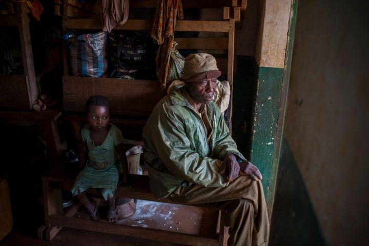 Тяжелая жизнь в Центральноафриканской Республике (15)