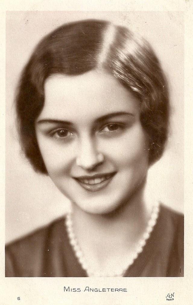 Мисс Европа — 1930 года (16)