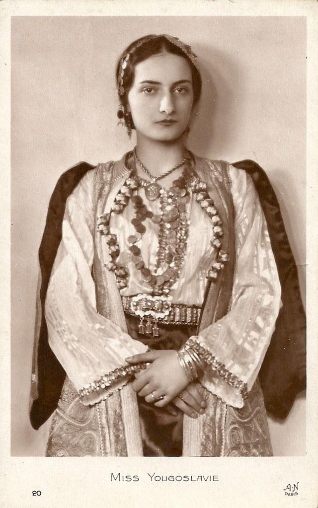 Мисс Европа — 1930 года (17)