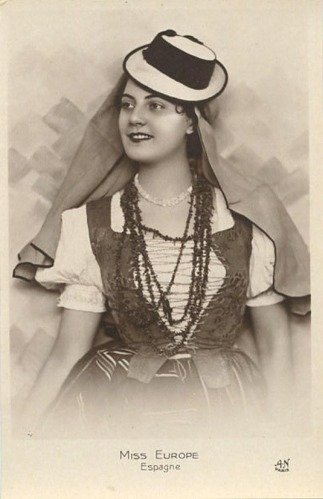 Мисс Европа — 1930 года (18)