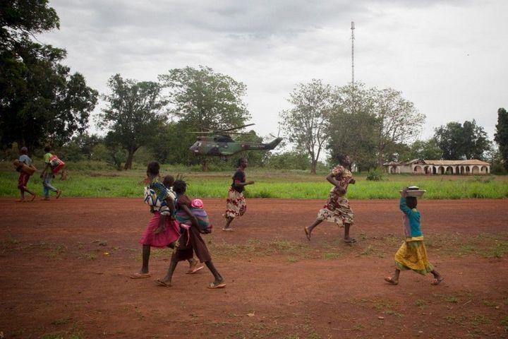 Тяжелая жизнь в Центральноафриканской Республике (18)