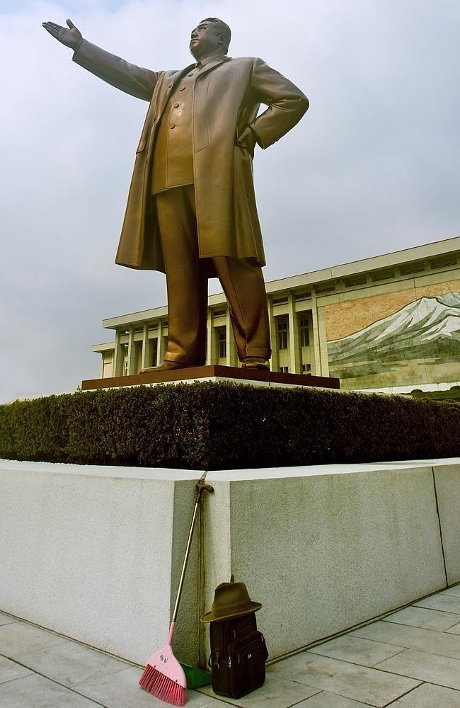 Запрещенные фотографии Северной Кореи (19)