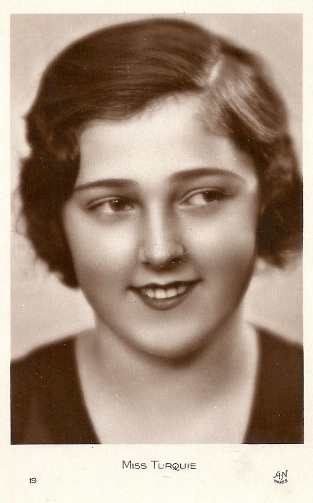 Мисс Европа — 1930 года (19)