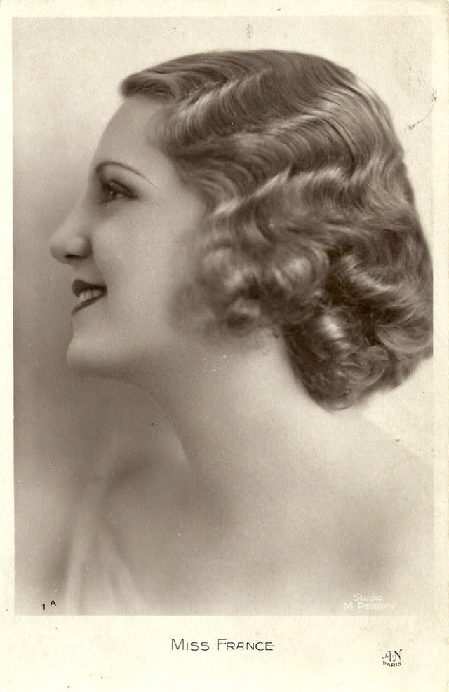 Мисс Европа — 1930 года (20)
