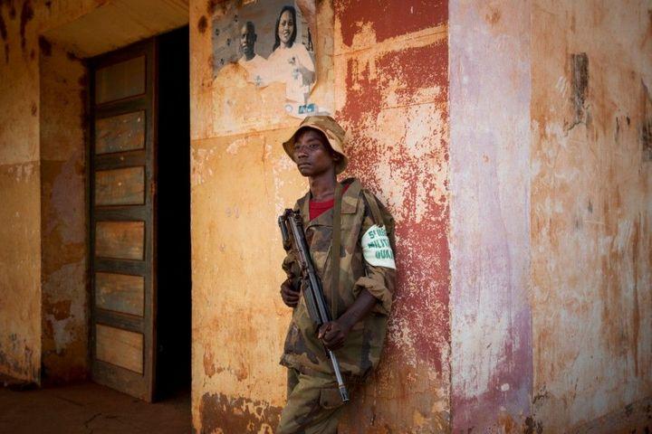 Тяжелая жизнь в Центральноафриканской Республике (20)