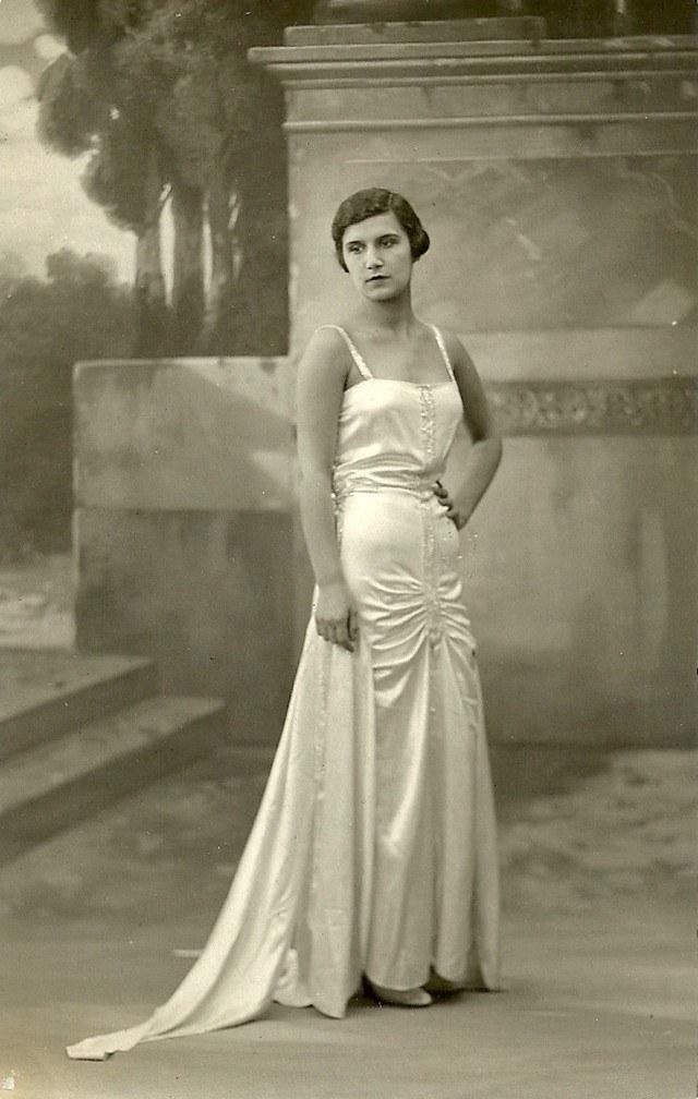 Мисс Европа — 1930 года (21)