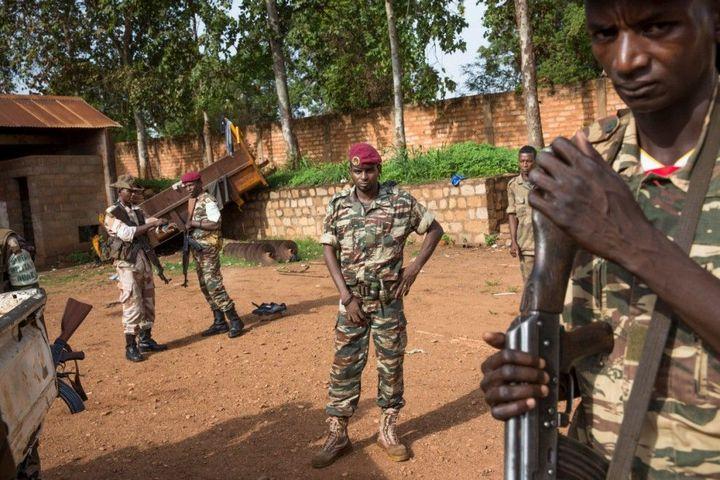 Тяжелая жизнь в Центральноафриканской Республике (21)