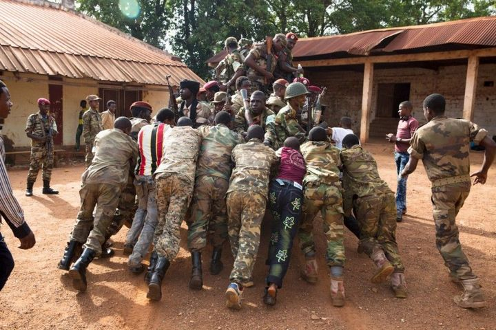 Тяжелая жизнь в Центральноафриканской Республике (22)