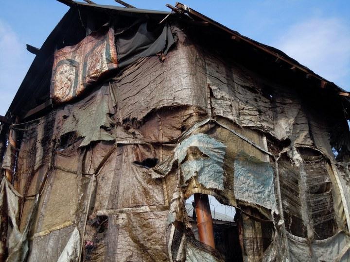 Плавучие трущобы Макоко, Нигерия (30)