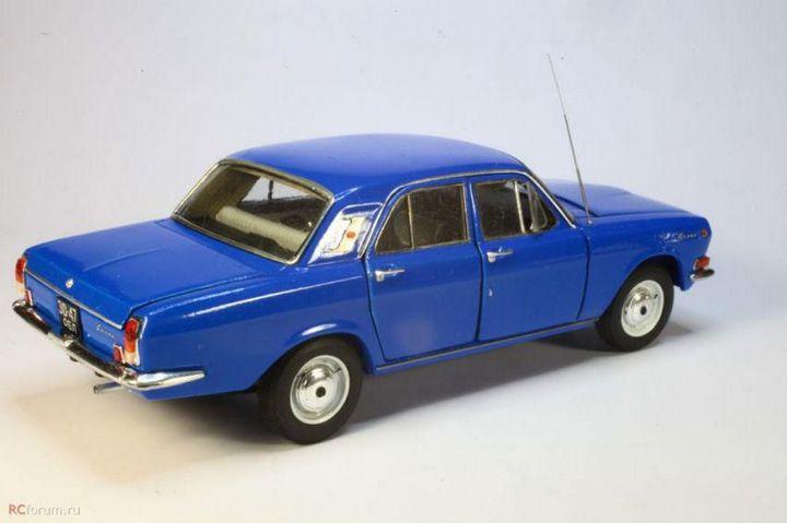 """Модель """"Волга"""" ГАЗ-24 (52)"""