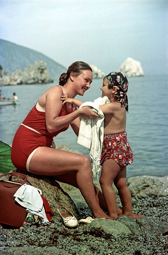 Фото 50 - 60-х годов из архивов легендарного журнала «Огонек» (2)