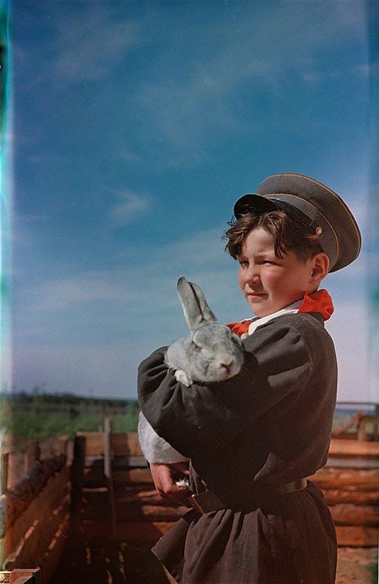 Фото 50 - 60-х годов из архивов легендарного журнала «Огонек» (3)