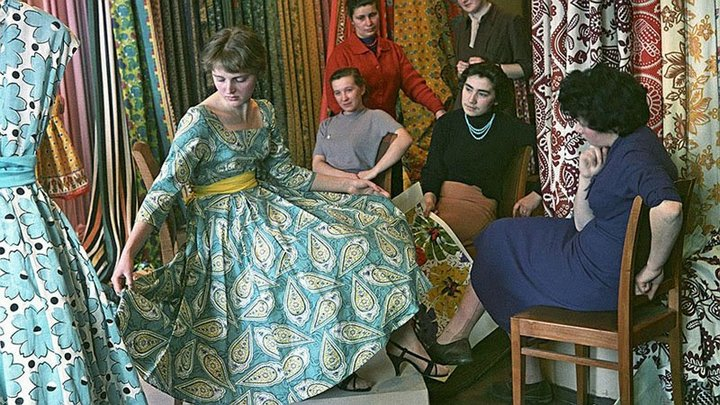 Фото 50 - 60-х годов из архивов легендарного журнала «Огонек» (8)