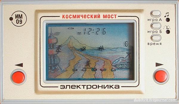 """Электронные игры фирмы """"Электроника"""" копии импортных изделий (10)"""