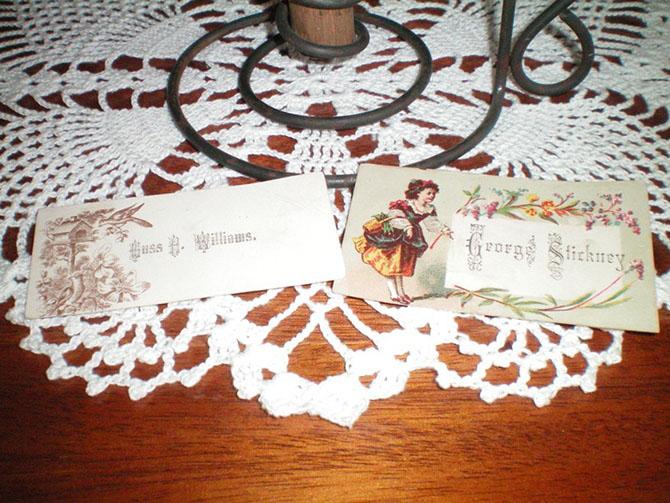 Этикет визитных карточек 19 века (11)