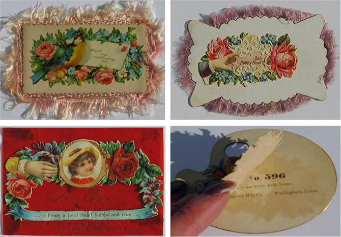 Этикет визитных карточек 19 века (1)