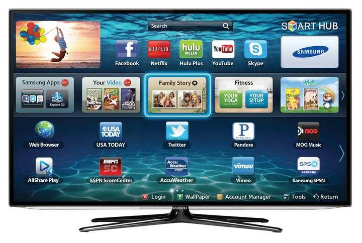 Самые популярные модели телевизоров 2013-2014 года по версии EISA (1)