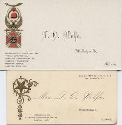 Этикет визитных карточек 19 века (10)
