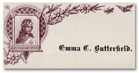 Этикет визитных карточек 19 века (6)