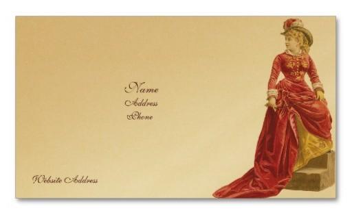 Этикет визитных карточек 19 века (5)