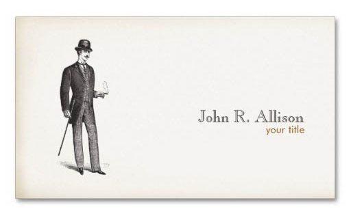 Этикет визитных карточек 19 века (4)